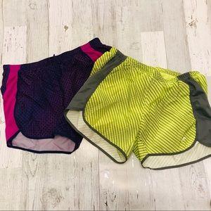 Champion running shorts - Both Shorts